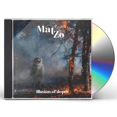 Mat Zo ILLUSION OF DEPTH CD