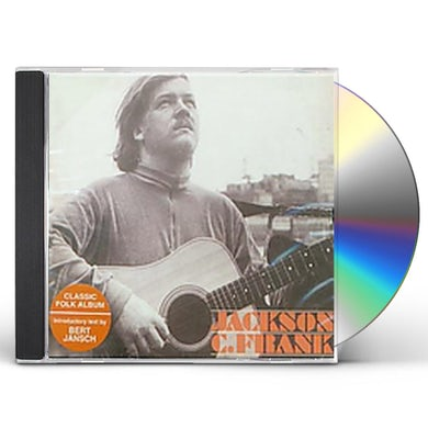 JACKSON C FRANK CD