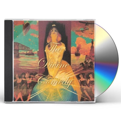 The Divine Comedy FOREVERLAND CD