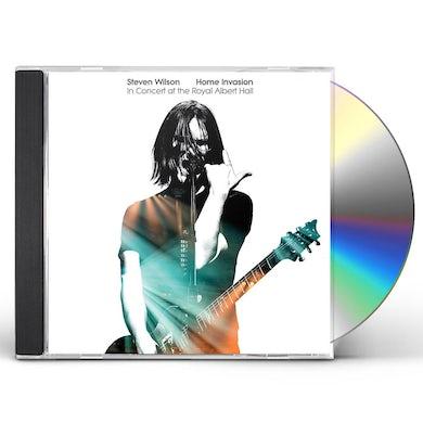 Steven Wilson HOME INVASION: IN CONCERT AT THE ROYAL ALBERT HALL CD