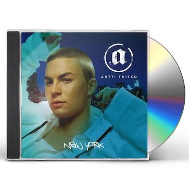 Antti Tuisku NEW YORK CD