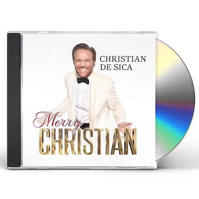 Christian De Sica MERRY CHRISTIAN CD