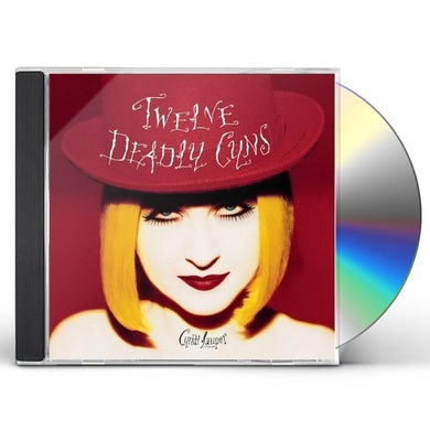Cyndi Lauper TWELVE DEADLY BEST OF CD