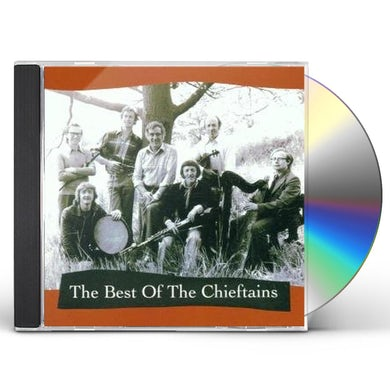 BEST OF THE CHIEFTAINS CD