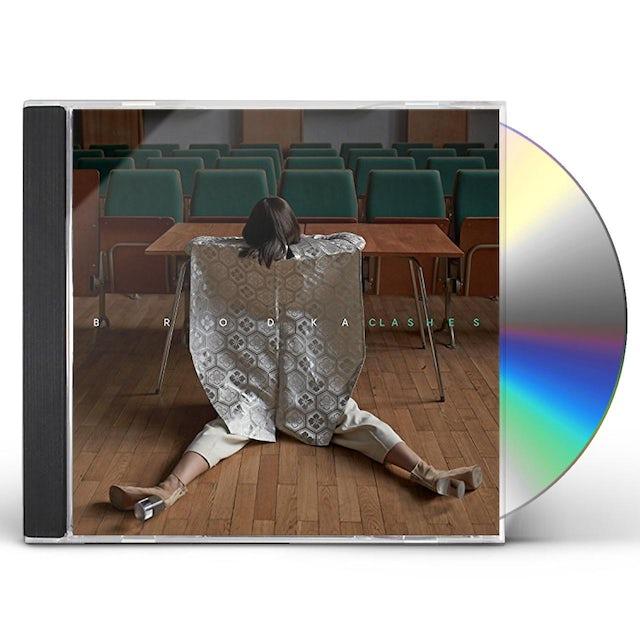 Brodka CLASHES CD