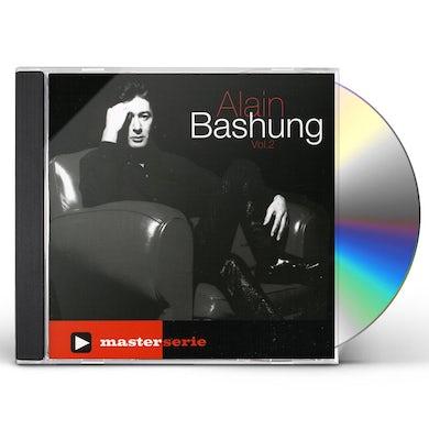 Alain Bashung MASTER SERIE 2 CD