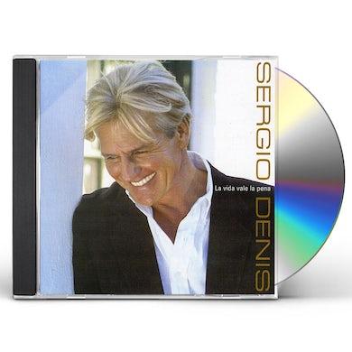 Sergio Denis LA VIDA VALE LA PENA - EXITOS CD