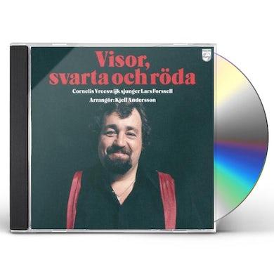 Cornelis Vreeswijk VISOR SVARTA OCH RODA CD