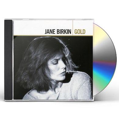 Jane Birkin GOLD CD