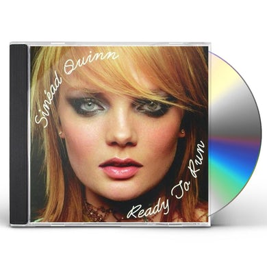 Sinead Quinn READY TO RUN CD