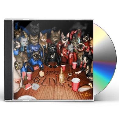 Sneakbo 9 LIVES CD