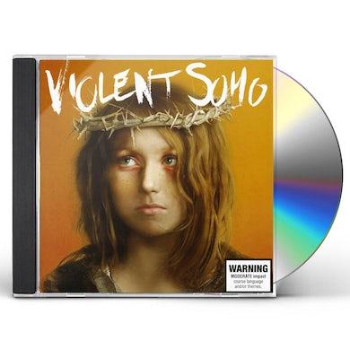VIOLENT SOHO (INCL. 2 BONUS TRACKS) CD