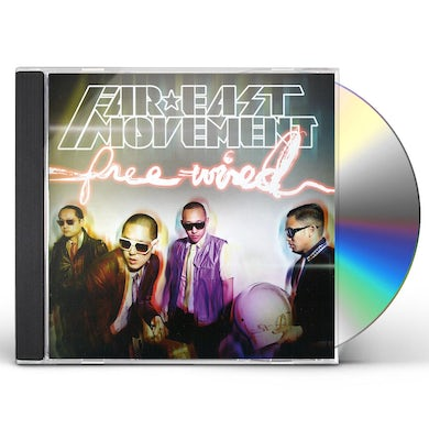 Far East Movement FREE WIRED CD