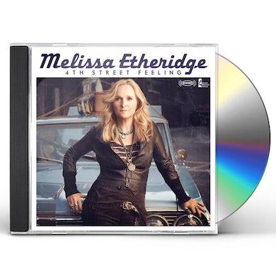 Melissa Etheridge 4TH STREET FEELING CD