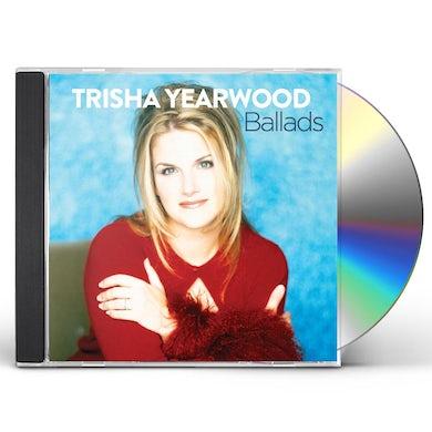 Trisha Yearwood Ballads CD