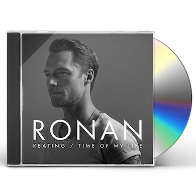Ronan Keating TIME OF MY LIFE CD