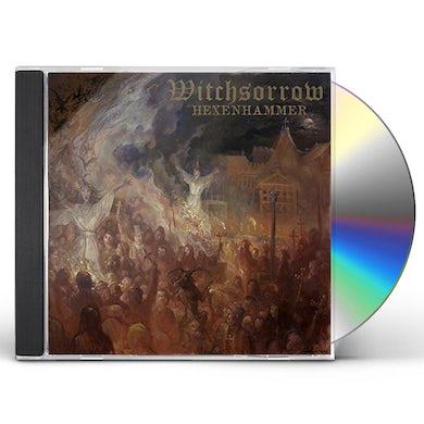 Witchsorrow HEXENHAMMER CD