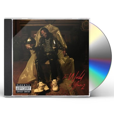 Rich The Kid The World Is Yours 2 CD
