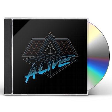 Daft Punk ALIVE 2007 CD