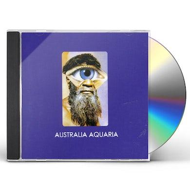 Daevid Allen AUSTRALIA AQUARIA CD
