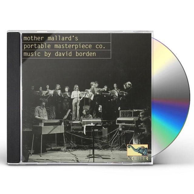 David Borden MOTHER MALLARD CD