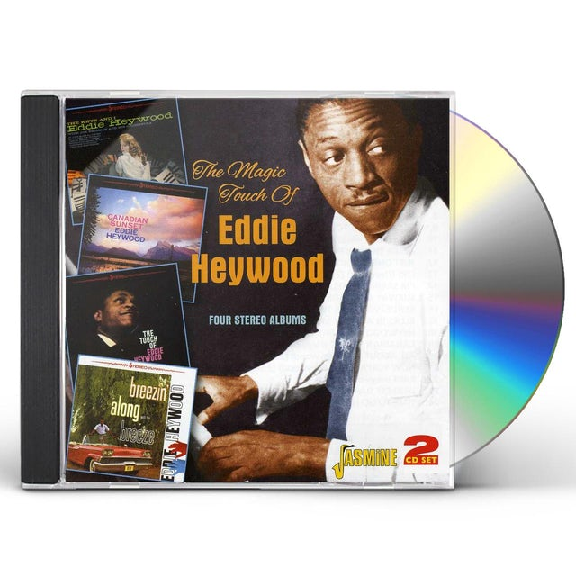 MAGIC TOUCH OF EDDIE HEYWOOD CD