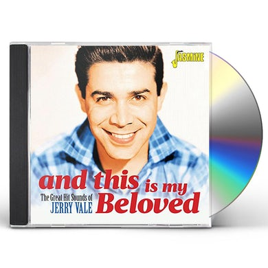 Jerry Vale GREAT HIT SOUNDS OF & THIS IS MY BELOVED CD
