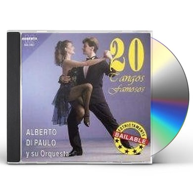 Juan d'Arienzo RODRIGUEZ PENA CD