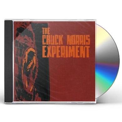 Chuck Norris Experiment CD