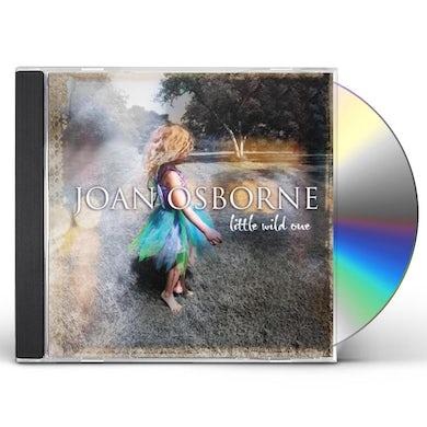 Joan Osborne LITTLE WILD ONE CD