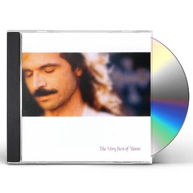 VERY BEST OF YANNI CD