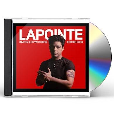 ERIC LAPOINTE INVITEZ LES VAUTOURS (ECOPAK) CD
