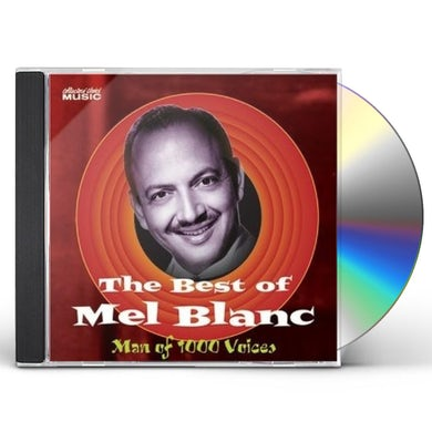 Mel Blanc BEST OF (16 CUTS) CD