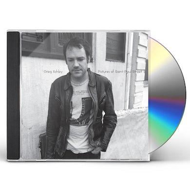 Greg Ashley PICTURES OF SAINT PAUL STREET CD