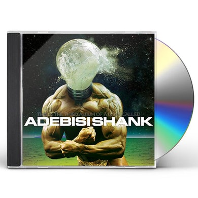 Adebisi Shank THIS IS THE THIRD ALBUM OF A BAND CALLED ADEBISI CD