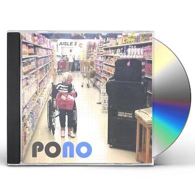 Pono AISLE 3 CD