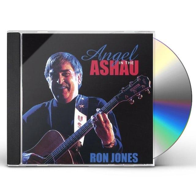Ron Jones ANGEL IN THE ASHAU CD