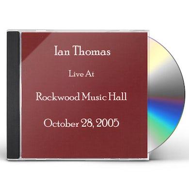 LIVE AT ROCKWOOD MUSIC HALL CD