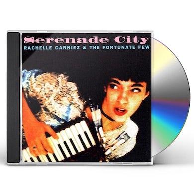 Rachelle Garniez SERENADE CITY CD