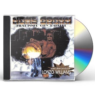 Homegrown FIRST INNER CITY HARVEST CD