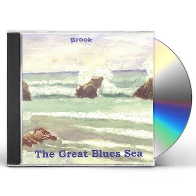 Brook GREAT BLUES SEA CD