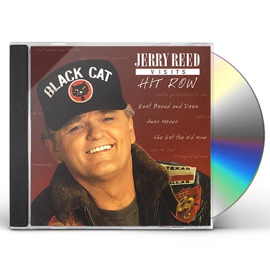 Jerry Reed HIT ROW CD