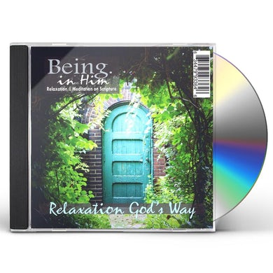 Christian Relaxation & Meditation On Scripture RELAXATION GOD'S WAY CD