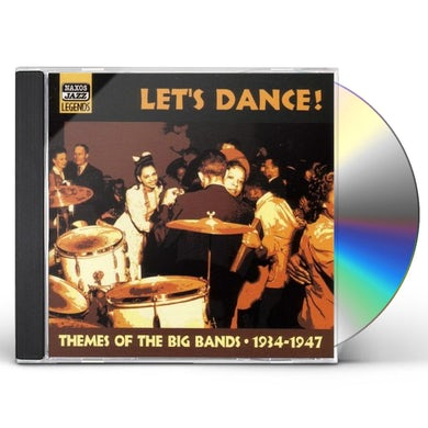 Let'S Dance THEMES OF THE BIG BANDS 1934-1947 CD