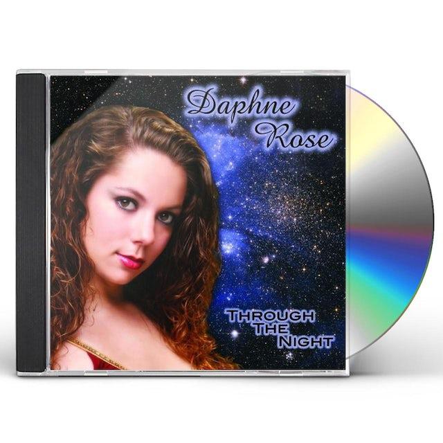 Daphne Rose THROUGH THE NIGHT CD