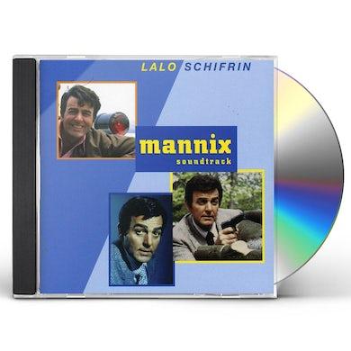 Lalo Schifrin MANNIX / Original Soundtrack CD
