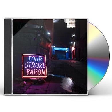 Four Stroke Baron PLANET SILVER SCREEN CD