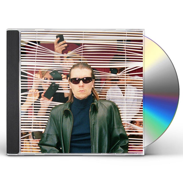 Alex Cameron FORCED WITNESS CD