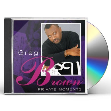 Greg Brown PRIVATE MOMENTS CD