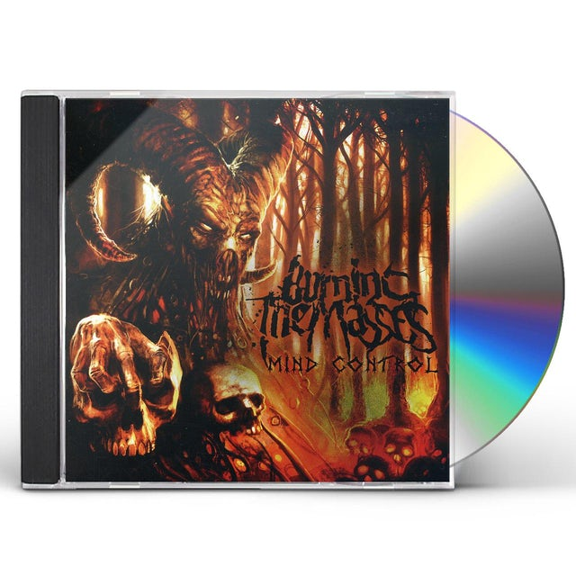 Burning The Masses MIND CONTROL CD